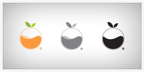 Orange Juice Studios logo design